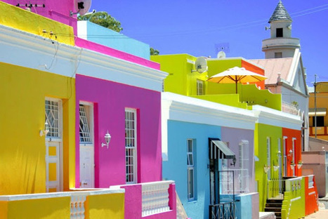 CMYK - A World Of Colour: Our Top Ten Most Colourful Buildings.   CMYK – A wide range of amazing colour!   Scoop.it
