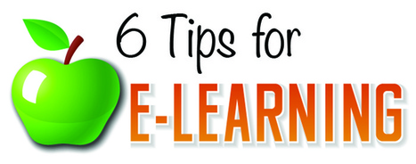 6 Tips for Effective eLearning | eLearning Online Training Software | E-learning | Scoop.it
