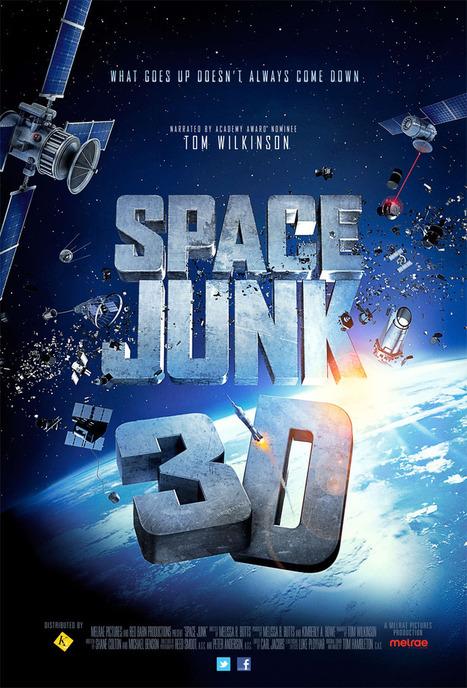 space junk movie poster | VIM | Scoop.it