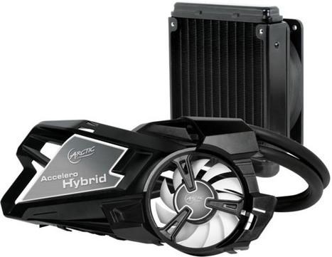 L'étrange Accelero Hybrid en action sur une HD 7970 - Le comptoir ... | High-Tech news | Scoop.it