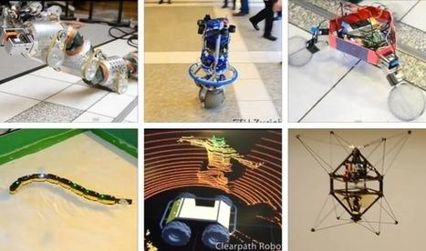 Best robot demos from ICRA 2013   Heron   Scoop.it