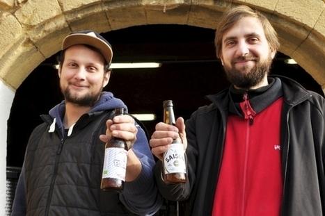 Sulauze : une micro-brasserie artisanale et biologique | EFFICYCLE | Scoop.it