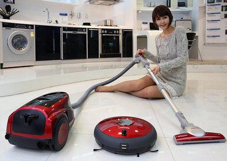 Le marché des robots aspirateurs au Japon (et en France) | Les robots domestiques | Scoop.it