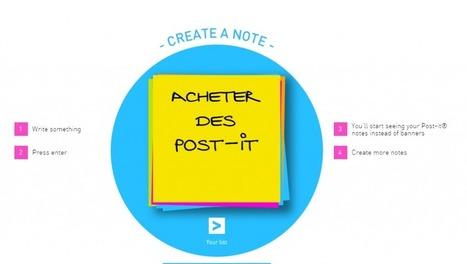 Inbound Marketing : comment Post-it transforme un problème en campagne digitale - Markentive | Digital marketing strategy | Scoop.it