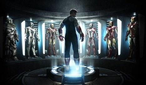 Iron Man 3 Akan Hadir Dalam Format IMAX 3D   Informasi Film   Scoop.it