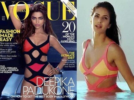 Katrina Or Deepika In Swimsuit: Who Wore It Better? | Fashion | Scoop.it