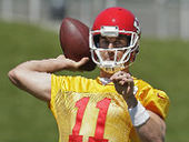Alex Smith is 'everything' K.C. Chiefs thought he'd be - Front Page Buzz | Bobby's Blogs and Songs | Scoop.it