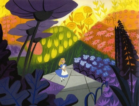 Guardian Stewardship Editions » Still Hip to be Blair: The Enduring Designs of Disney Artist, Mary Blair | Avant-garde Art, Design & Rock 'n' Roll | Scoop.it
