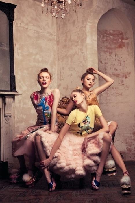 Les photographies de mode de Lara Jade | Photographie | Scoop.it