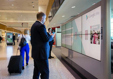 Google runs NFC campaign in Australian airports - NFC World | Mobile & e-Money Services | Scoop.it
