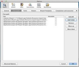 JasperReports JSF Plugin | Desarrollo WEB | Scoop.it