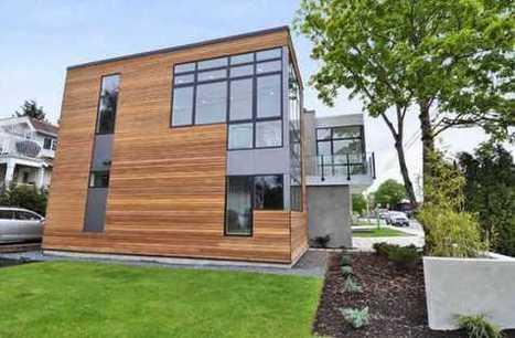 Green architecture | Beachaus II, White Rock | sustainable architecture | Scoop.it