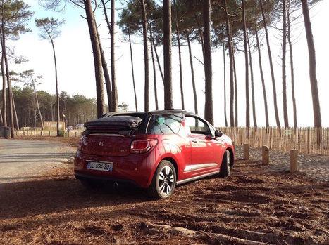 Essai DS 3 Cabrio : pour être en vacances toute l'année | MonAutoNews | Scoop.it