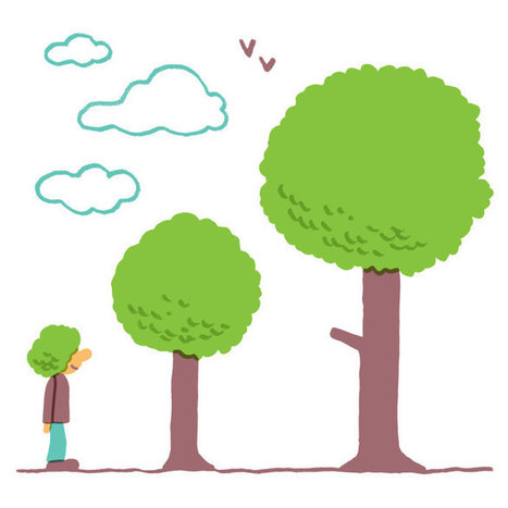 How Trees Calm Us Down - The New Yorker | Suburban Land Trusts | Scoop.it
