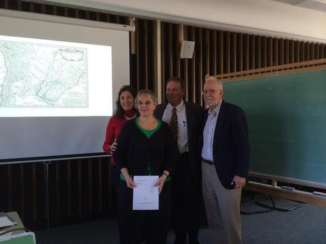 Ana Rona Defends Dissertation | The UMass Amherst Spanish & Portuguese Program Newsletter | Scoop.it
