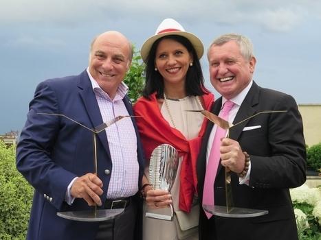 Prix : Lux Hotels et l'île Maurice fêtent leur Victoire du Tourisme | DAFSharing - MAURITIUS  économie & finance | Scoop.it