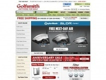 Golfsmith Coupons and Promo Codes Coupon Code & Promo Code for May 2014 - MasterOfCoupons: Coupons, Coupon Codes and Promo Codes | Closeout Gift Shoes Online! | Scoop.it
