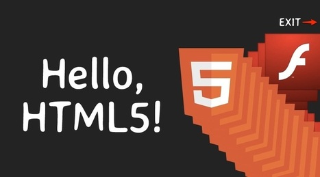 HTML5 Wins: Google Chrome Is Officially Killing Flash Next Month | elearning stuff | Scoop.it