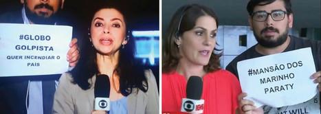 Barbudinho avisa: Globo, não lhe daremos sossego | EVS NOTÍCIAS... | Scoop.it