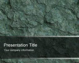 Free Stone Wall PawerPoint Template | Free Powerpoint Templates | E-Learning in Business | Scoop.it