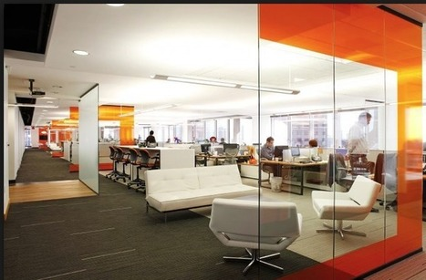 Top 8 Office Design Trends That Can Influence Workplace | Office Cubicles Tips | Scoop.it