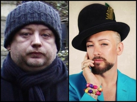 "Boy George on Juicing and Raw Food – ""I think I look better than I've ever looked"" 
