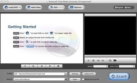 Aimersoft Total Media Converter for Mac Discount Coupon and Review – The Ultimate Tool for Videos and Music   Kodulehe valmistamine soodsa hinnaga - kodulehtede tegemine, e poe loomine   Soft   Scoop.it