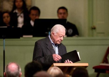 Health, election work elevated Jimmy Carter post-presidency - U.S. News & World Report   HealthcareToday   Scoop.it
