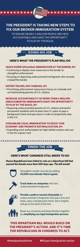 It's time to fix our broken immigration system | G+P US | Scoop.it