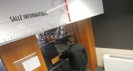 Arsenal  : dans les coulisses de la bibliothèque - La Dépêche   Vie du Campus   Scoop.it