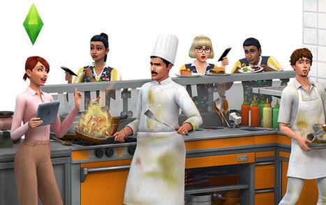 Les Sims 4 Au Restaurant : Infos supplémentaires des SimGurus « The Daily Sims | Les Sims | Scoop.it