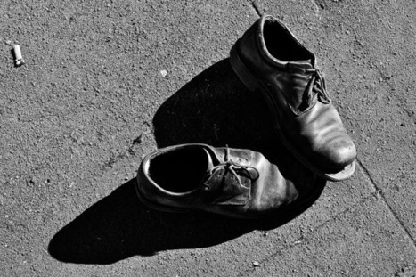 A mile in these shoes | Homeless Life | Scoop.it