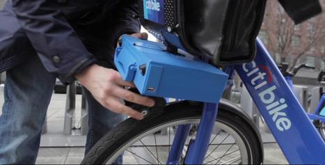 Écomobilité : Avec ShareRoller, votre bicyclette devient électrique en 10 secondes ! | Transition Cities - L'impossible n'est que temporaire | Scoop.it