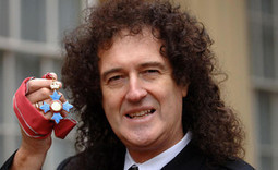Brian May named PETA's Person of the Year for badger activism | Animals R Us | Scoop.it
