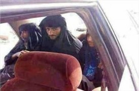 Syrian terrorists escape in women's attire | Global politics | Scoop.it