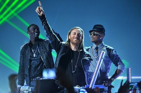 David Guetta dons historic lesson in house music for BBC Essential Mix | DJing | Scoop.it