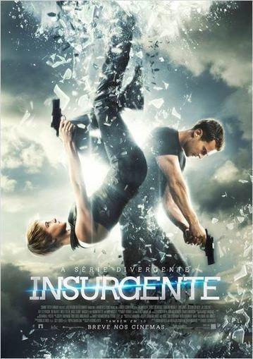 Livros em Série » Adaptações: Assistimos 'Insurgente'! | Ficção científica literária | Scoop.it