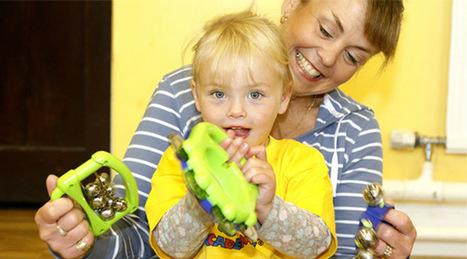 Le développement du bébé à travers les interactions précoces - Blog Hop'Toys | psychomotricité | Scoop.it