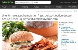 Burger, hot dog, fréquentation, Congrès Snacking | Service Attitude | Marketing Service Restauration Commerce | Scoop.it