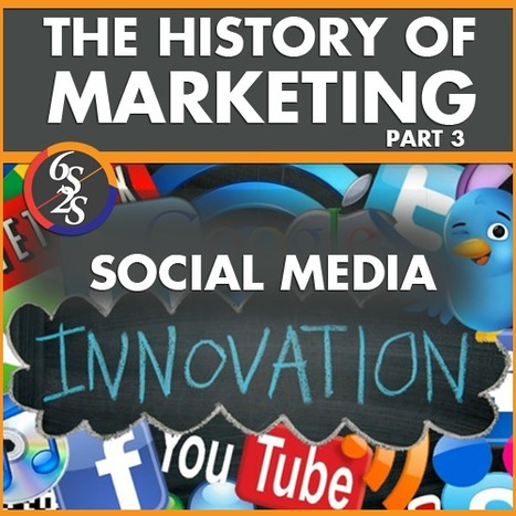 The History Of Marketing Part 3 | Social Media | Scoop.it