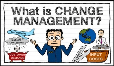 10 Principles of Leading Change Management | Learning Organizations | Scoop.it