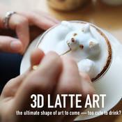 Meet Mr Matsuno and his fine 3D Coffee ART | io art | Scoop.it