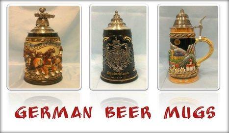 Identify the Original German Beer Steins to Gift Your Loved Ones | Beer Shop | Scoop.it