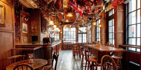Restaurant Review – Mr Fogg's Tavern | Jules Verne News (english) | Scoop.it