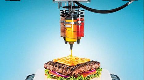 La impresora 3D que cocina alimentos | Impresión 3D | Scoop.it