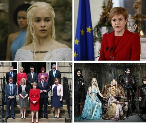 Game of Thrones or real life? We compare the political leadership of Britain against Westeros | My Scotland | Scoop.it