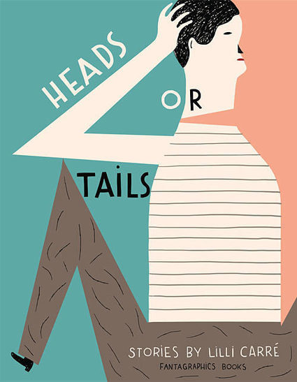 """Lilli Carre Flips for """"Heads or Tails"""" - Comic Book Resources 