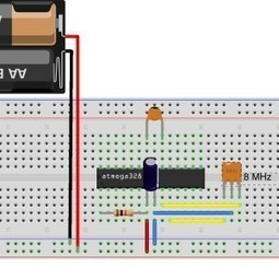 Best ways to power a Arduino according to your need | Arduino | Scoop.it