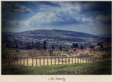 The Ancient Greco-Roman Ruins of Historic Jerash in Jordan   Archaeology News   Scoop.it