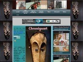 Chroniquart, le site des arts visuels | histoire des arts CRDP Toulouse | Scoop.it